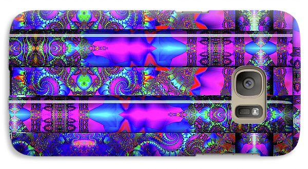 Galaxy Case featuring the digital art Almost Home by Robert Orinski