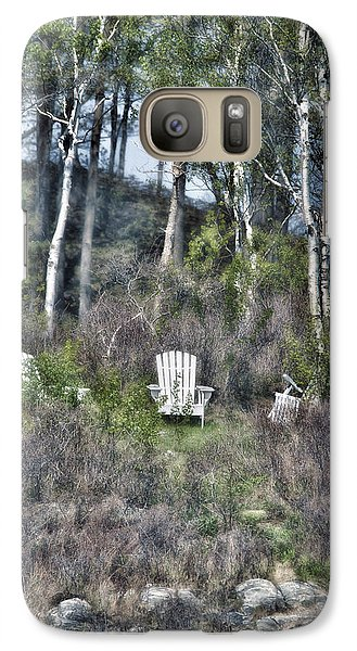 Galaxy Case featuring the photograph Almost Ready For Summer by Richard Bean