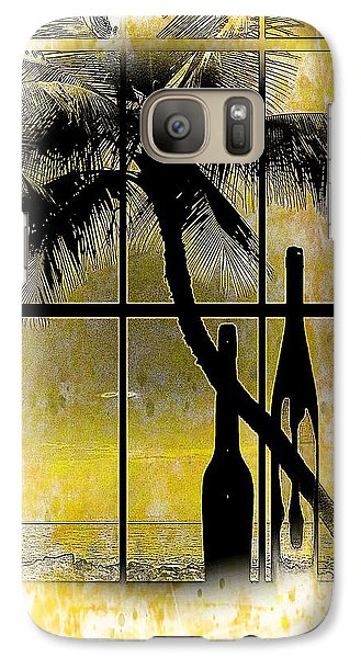 Galaxy Case featuring the photograph Aloha,from The Island by Athala Carole Bruckner