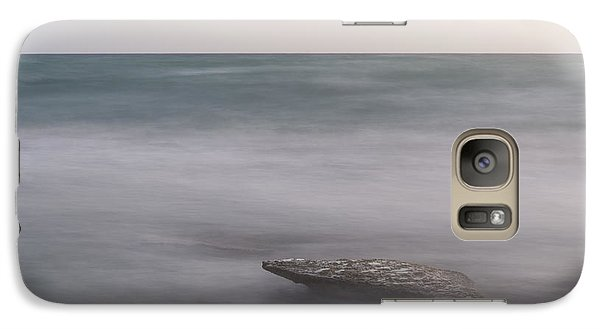 Alone Galaxy S7 Case by Alex Lapidus