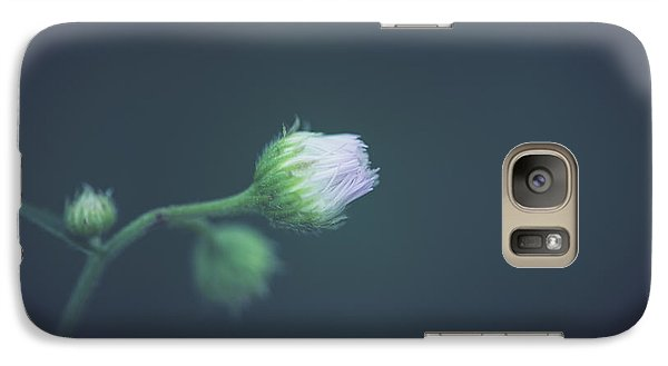 Galaxy Case featuring the photograph Alone In Dreams by Shane Holsclaw