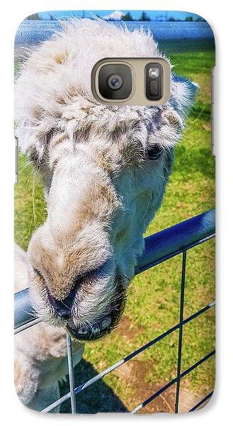 Alpaca Yeah Galaxy S7 Case
