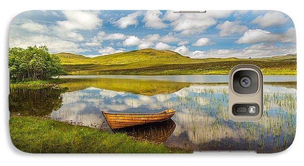 Galaxy Case featuring the photograph Amazing Scotland by Maciej Markiewicz
