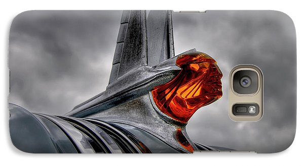 Galaxy Case featuring the photograph Amber Pontiac One by Trey Foerster