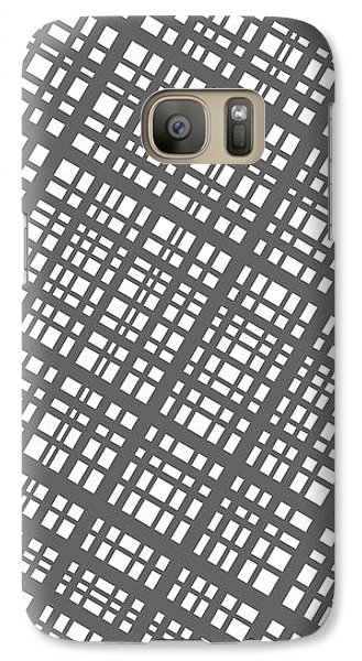 Galaxy Case featuring the digital art Ambient 36 by Bruce Stanfield