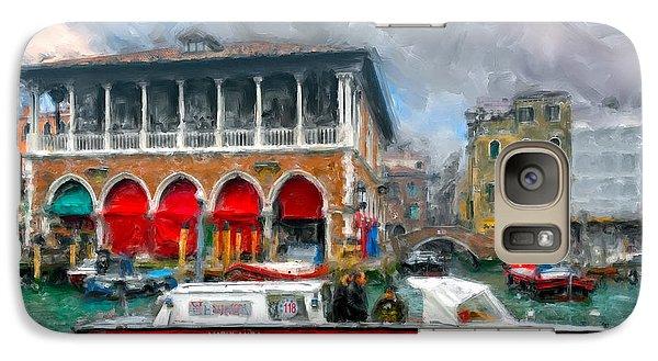 Ambulanza. Venezia Galaxy S7 Case