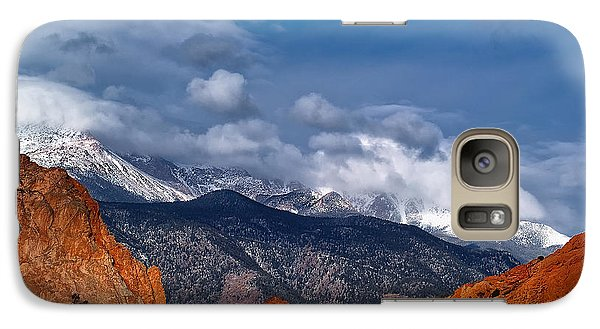 Galaxy Case featuring the photograph America The Beautiful by Tim Reaves
