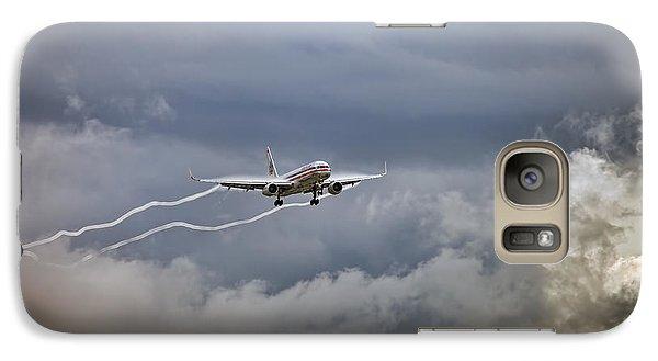 American Aircraft Landing Galaxy S7 Case