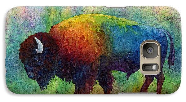 American Buffalo 6 Galaxy S7 Case by Hailey E Herrera