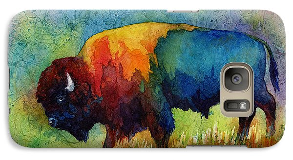 Buffalo Galaxy S7 Case - American Buffalo IIi by Hailey E Herrera