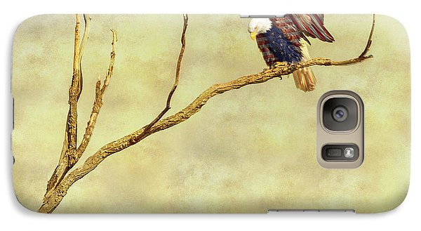 Galaxy S7 Case featuring the photograph American Freedom by James BO Insogna