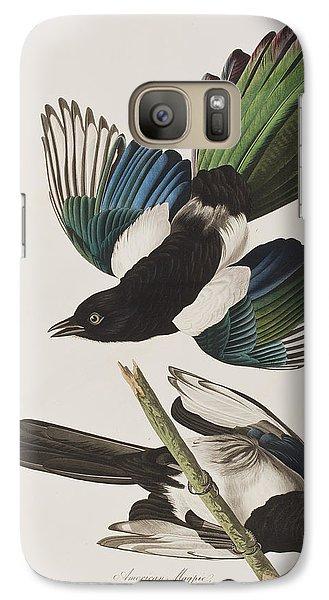 American Magpie Galaxy S7 Case