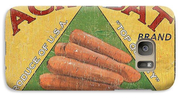 Americana Vegetables 2 Galaxy S7 Case by Debbie DeWitt