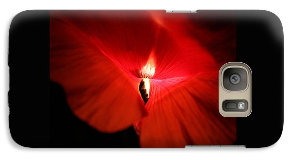Galaxy Case featuring the photograph Amour Eternel by Martina  Rathgens