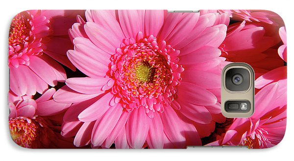Galaxy Case featuring the photograph Amsterdam In Pink by KG Thienemann