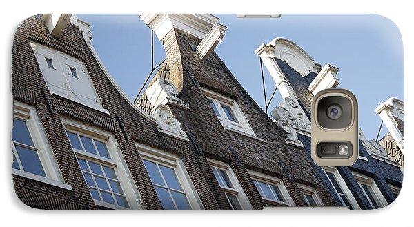 Galaxy Case featuring the photograph Amsterdam by Wilko Van de Kamp