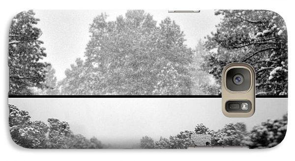 Galaxy Case featuring the photograph Answer by Mark Ross