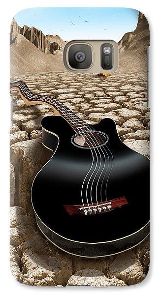 Buzzard Galaxy S7 Case - An Acoustic Nightmare 2 by Mike McGlothlen