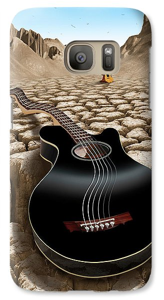 An Acoustic Nightmare 2 Galaxy S7 Case by Mike McGlothlen