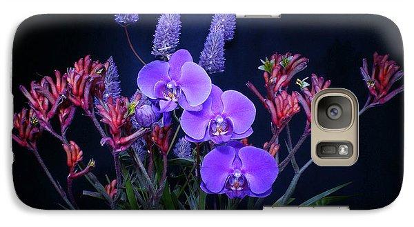 Galaxy Case featuring the photograph An Aussie Flower Arrangement by Gary Crockett