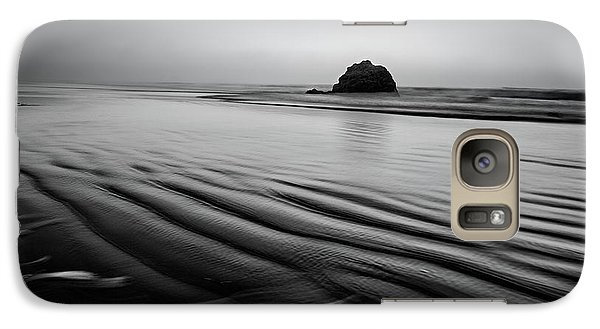 Galaxy Case featuring the photograph An Oregon Morning by Jon Glaser