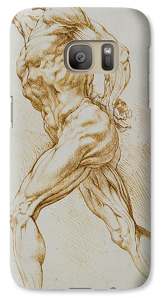 Nudes Galaxy S7 Case - Anatomical Study by Rubens