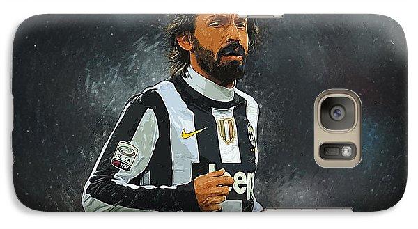 Andrea Pirlo Galaxy S7 Case