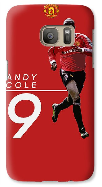 Andy Cole Galaxy S7 Case