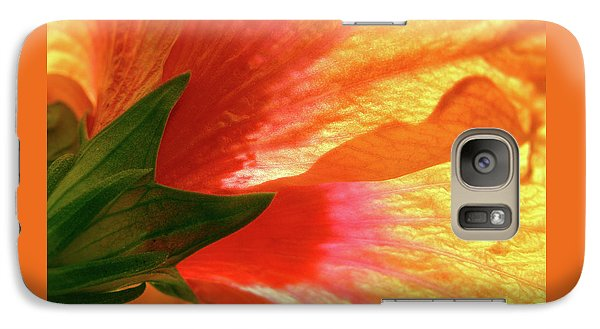Galaxy Case featuring the photograph Angel Brushstrokes  by Marie Hicks
