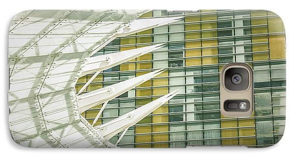 Galaxy Case featuring the photograph Angle by Bobby Villapando