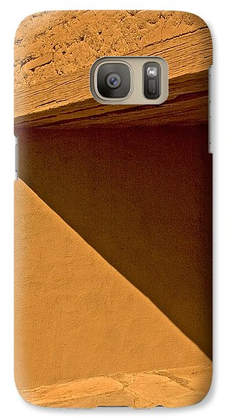 Galaxy Case featuring the photograph Angles by R Thomas Berner