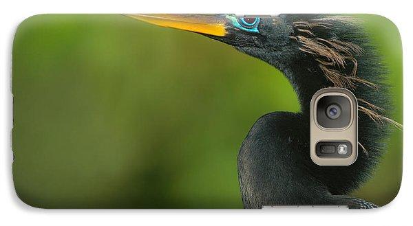 Anhinga Anhinga Anhinga, Tortuguero Galaxy S7 Case
