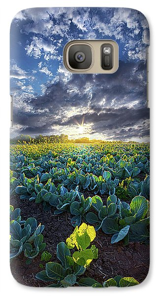 Ankle High In July Galaxy S7 Case