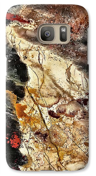 Galaxy Case featuring the photograph Anna River by Walt Foegelle