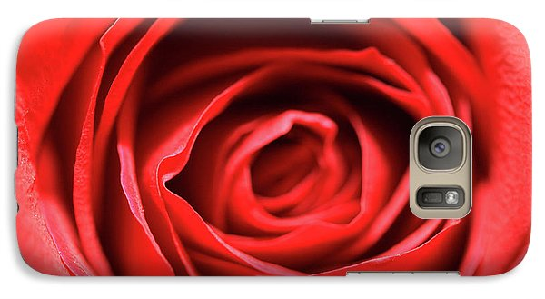 Galaxy Case featuring the photograph Anonymously Deliverred by Stephen Mitchell