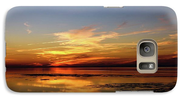 Galaxy Case featuring the photograph Another Day by Thierry Bouriat