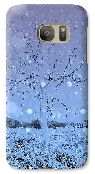 Galaxy Case featuring the photograph Another Dimension  by Keith Elliott