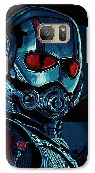 Ant Man Painting Galaxy S7 Case