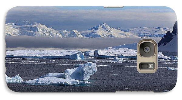 Galaxy Case featuring the photograph Antarctic Peninsula by Andrei Fried