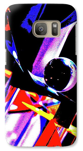 Galaxy Case featuring the photograph Anti Gravity by Xn Tyler