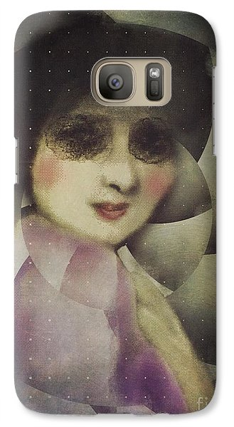 Galaxy Case featuring the digital art Anticipation by Alexis Rotella