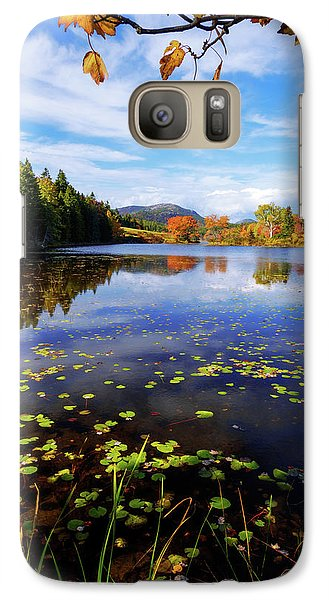 Galaxy Case featuring the photograph Anticipation by Chad Dutson