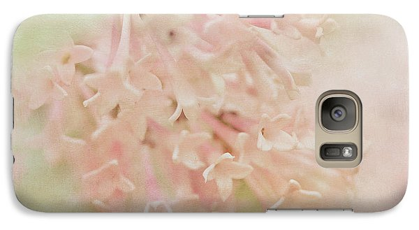 Galaxy Case featuring the photograph Anticipation  by Connie Handscomb