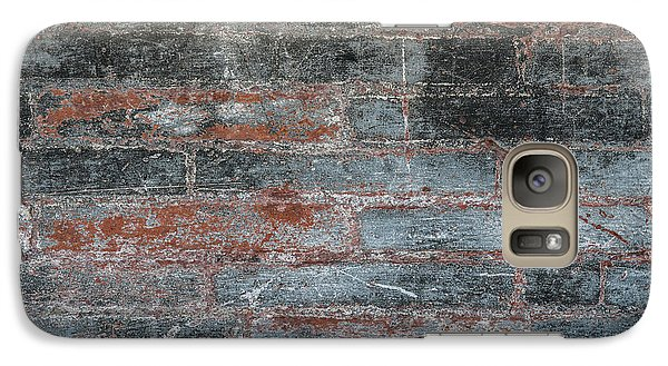 Galaxy Case featuring the photograph Antique Brick Wall by Elena Elisseeva