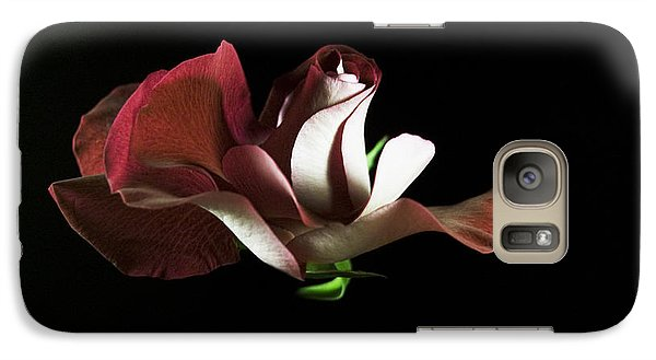 Galaxy Case featuring the photograph Antique Rose by Elsa Marie Santoro