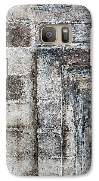 Galaxy Case featuring the photograph Antique Wall Detail by Elena Elisseeva