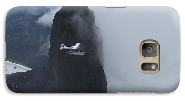 Galaxy Case featuring the photograph Aop At Black Tusk by Mark Alan Perry