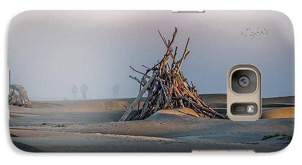 Apocalypse Walkers Galaxy S7 Case