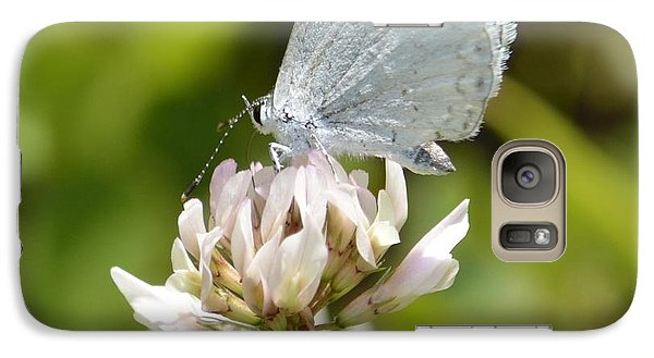 Galaxy Case featuring the photograph Appalachian Azure by Randy Bodkins