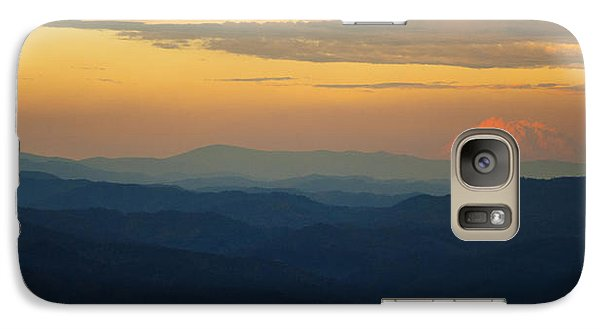 Galaxy Case featuring the photograph Appalachian Sky by Rob Hemphill